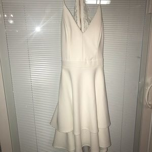 Cream colored size 9/10 evening / party dress